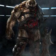 Thor Ragnarok Konzeptzeichnung 92