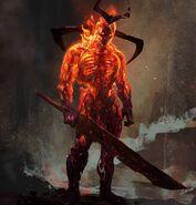 Thor Ragnarok Konzeptzeichnung 9