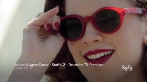 Marvel's Agent Carter - Staffel 2 - Teaser Trailer 1
