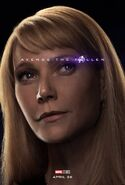 Avengers - Endgame - Pepper Potts Poster