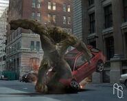 Der unglaubliche Hulk Konzeptfoto 23