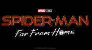 Spider-Man - Far From Home Logo