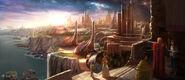 Thor - The Dark Kingdom Konzeptfoto 9