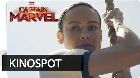 CAPTAIN MARVEL – Kinospot Frei geboren Marvel HD