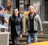 Thor Ragnarok Setbild 44