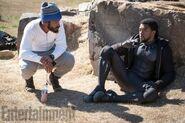 Black Panther Entertainment Weekly Bild 8