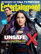 Entertainment Weekly X-Men Apocalypse Collectors Cover 1