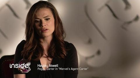 Marvel's Agent Carter - Interview 9 - Syfy