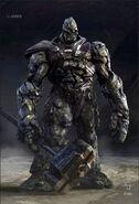 Thor Ragnarok Konzeptzeichnung 71