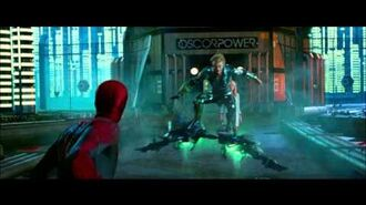 "THE AMAZING SPIDER-MAN 2 RISE OF ELECTRO-TVSpot30ab""New Era""-17.04. im Kino"