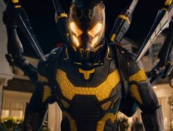 Cross Yellowjacket