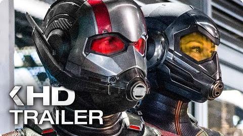 ANT-MAN 2 And The Wasp Trailer German Deutsch (2018)