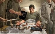 Doctor Strange Entertainment Weekly Konzeptbild 3