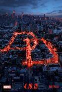 Netflix Dardevil Staffel 1 Poster