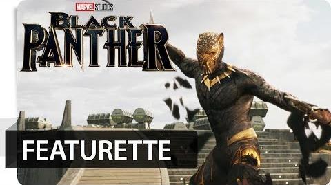BLACK PANTHER - Featurette Der neue König Marvel HD