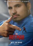 Ant-Man deutsches Charakterposter Luis