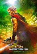 Thor - Ragnarok Teaserposter