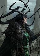 Thor Ragnarok Konzeptzeichnung 60