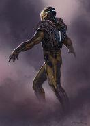 Ant-Man - Konzeptzeichnung 7