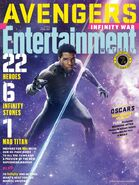 Avengers - Infinity War Entertainment Weekly Cover 8