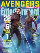 Avengers - Infinity War Entertainment Weekly Cover 14
