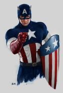 Captain America - The First Avenger Konzeptfoto 5