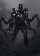 Ant-Man - Konzeptzeichnung 21