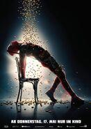 Deadpool 2 deutsches Teaserposter 2