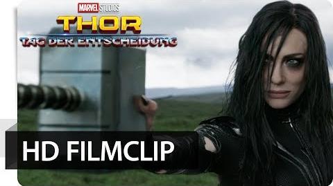 THOR TAG DER ENTSCHEIDUNG - Filmclip Kniet nieder Marvel HD