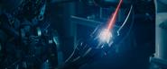 Zepter-Laser