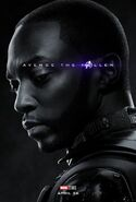 Avengers - Endgame - Falcon Poster