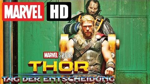 THOR TAG DER ENTSCHEIDUNG - Offizieller Trailer 2017 (deutsch german) Marvel HD