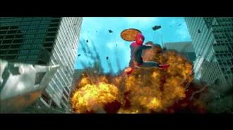 "THE AMAZING SPIDER-MAN 2 RISE OF ELECTRO-TVSpot30ab""Enemies""-17.04. im Kino"