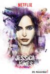 Jessica Jones Staffel 1 Poster