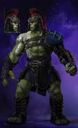 Thor Ragnarok Konzeptzeichnung 47