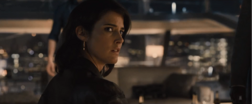 Maria Hill Reaktion Ultron