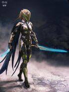 Thor Ragnarok Konzeptzeichnung 121
