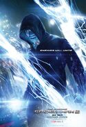 The Amazing Spider-Man 2 Electro Poster
