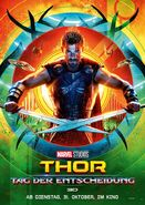 Thor - Tag der Entscheidung Charakterposter Thor