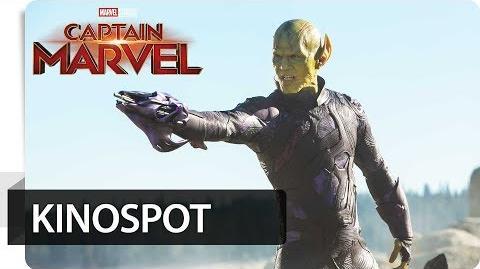 CAPTAIN MARVEL – Kinospot Erhebt Euch Jetzt im Kino Marvel HD