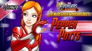 Pepper Potts to the Rescue!