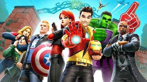 Marvel Avengers Academy Launch Trailer