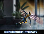 Wolverine Level 1 (Original) Ability