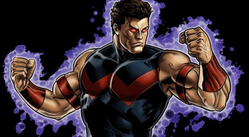 Wonder Man Banner