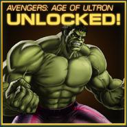 Avengers Age of Ultron Hulk Unlocked