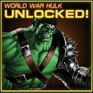 Hulk World War Unlocked