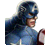Captain America Icon 3
