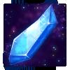 Iso-8 Fragment Blue