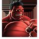 Roter Hulk Icon Large 1