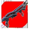Zielfinder-Energiegewehr